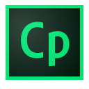 Ícone Adobe Captivate