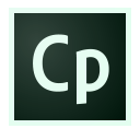 סמל Adobe Captivate Prime
