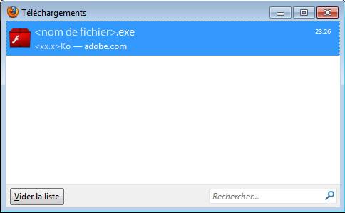 تحميل اضافة Adobe Flash Player من موقعه الرسمي و بأخر اصدار w7_ff4_stp2_player.j