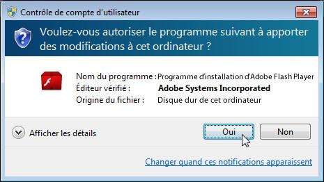 تحميل اضافة Adobe Flash Player من موقعه الرسمي و بأخر اصدار w7_ff4_stp4_v2_flash